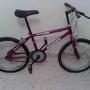 Bicicleta cadete