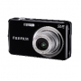 CAMARA FUJIFILM FINEPIX J37 NEGRA + FUNDA 12.2 MP ZOOM X 3 LCD 3 LITIO