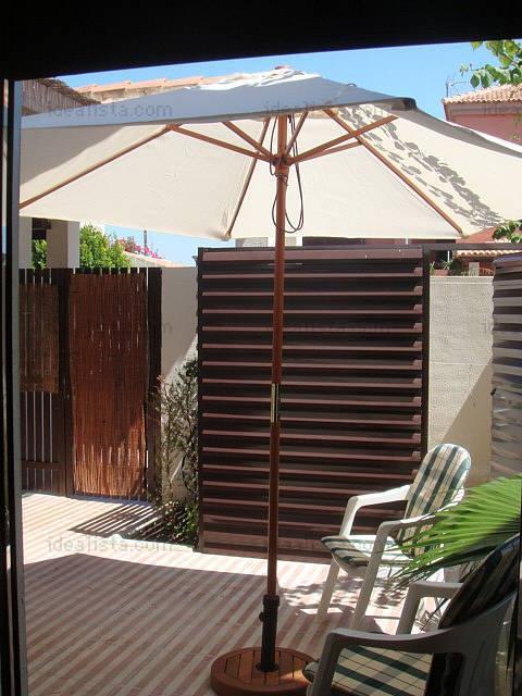 Alquilo chalet de 4 habitaciones en urbanización privada con piscina
