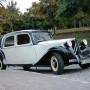 los padrinos. alquiler de coches clasicos