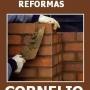CONSTRUCCIONES CORNELIO REALIZA SU REFORMA SIN CONTRATIEMPOS