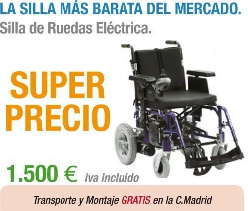sillas de ruedas electricas malaga