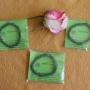 Hermosas pulseras de ?Jade? color verde Esmeralda.