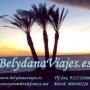 Belydanaviajes.es Agencia de viajes online personalizada, gran variedad de hoteles, viajes, circuitos, alojamientos súper económicos, apartamentos,  casas, villas rurales, cruceros, vuel