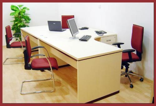 Vendo mesas oficina segunda mano + buck de cajones (muebles de ...