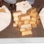 de oro puro en bruto / 22 quilates y la calidad