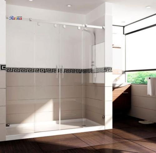 Ba os con ducha de diseno for Disenos de banos pequenos con ducha modernos