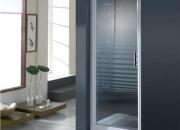 Diseño en baños. mampara de ducha pekín 90cm blan…