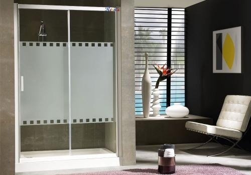 Juegos De Baño Quito:Fotos de diseño en baños mampara de ducha quito 160cm blanco en