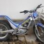 vendo o cambio moto de trial por buggy 250cc