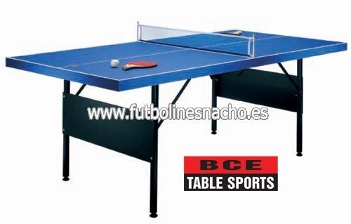 Mesas de ping pong, tenis de mesa, pin pon