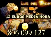 Tarot Baratisimo Luz Tarot 806-099-127 . 0,41? /min
