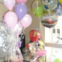 Globos y decoraciones