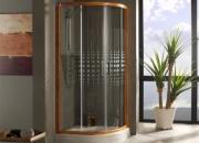 Diseño en baños. mampara de ducha sao paulo 80x80…