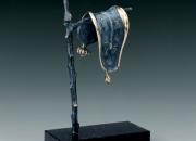 escultura PERSISTENCE OF MEMORY de Salvador Dali Original