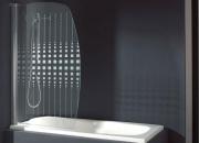 237 - diseño en baños. mampara de bañera hanoi 90…