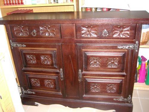 Vendo mueble para recibidor rustico en Girona, España  Muebles
