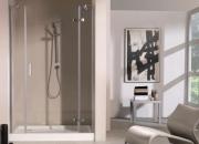 605 - diseño en baños. mampara de ducha kobe 130c…
