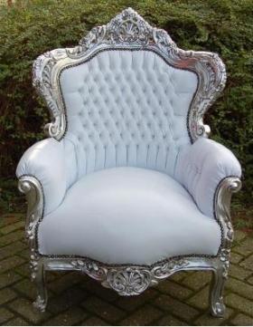 Fotos de 2 sillones estilo espa ol de 1 cuerpo en buenos - Sillones con estilo ...