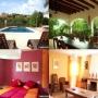 villa El Campello Alicante con piscina y vistas al mar Casa de vacaciones Perleta - Coveta Fuma - El Campello