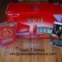 Nintendo Wii Edicion Limitada 25th Aniversario Roja
