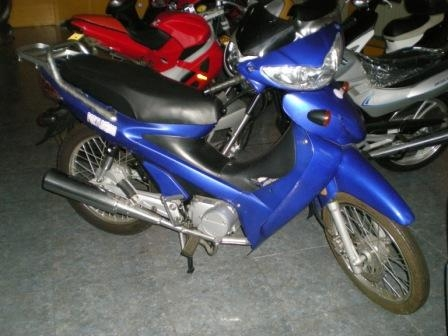 Liquidación en motocicletas 50, 110, 125 cc