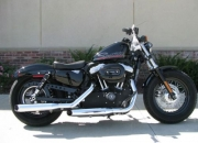 2011 Harley-Davidson Sportster XL 1200 X Forty-Eight