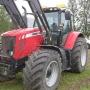 Tractor agrícola Massey Ferguson 6485