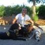 Adiestramiento  canino, José Arce
