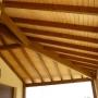 chiringuito de madera y pergolas