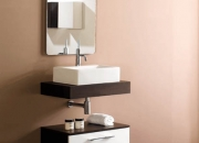 Mueble de baño conjunto CJ17 de 60cm