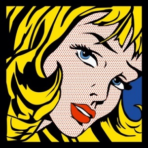 Pin cuadros pop art roy lichtenstein santiago colecciones - Roy lichtenstein cuadros ...