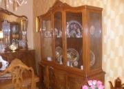 Vendo aparador, vitrina y mesa de salon