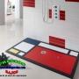 Platos de Ducha Stone. Plato de Ducha Modelo ARTE Fondo 90cm Negro/Blanco/Rojo/Azul/Amarillo