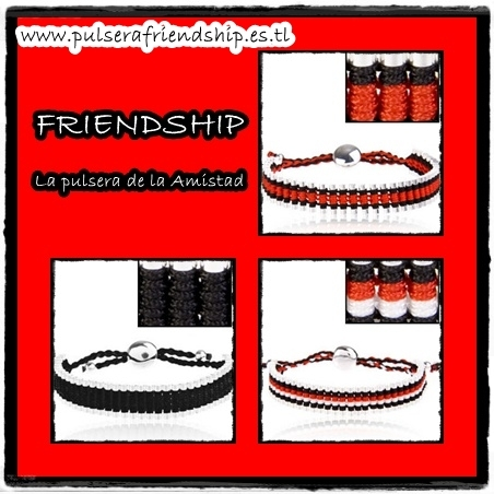Mayoristas de pulseras de la amistad- friendship- sara carbonero