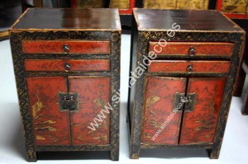 Mueble oriental chino mogol tibetano - Mueble oriental madrid ...
