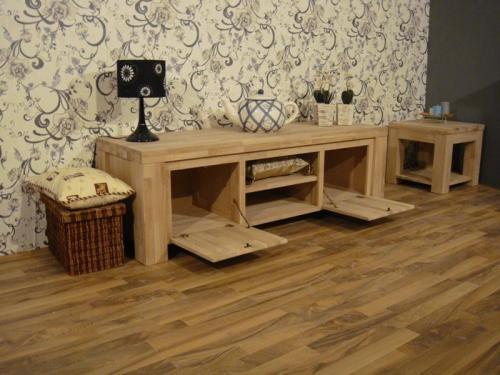 Muebles de roble macizo usados 20170731120210 for Muebles tv barcelona