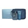 (51 ?) Perfume CK Free EDT 100ml + Bálsamo 100ml + Bolso CK
