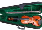 Violin 4/4 con Arco, Resina y Estuche