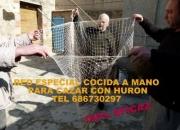 REDES PARA CAZAR CONEJOS CON HURON DESDE 2,85 ? 686730297