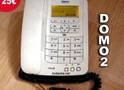 Telefono Domo2 de telefonica movistar con manos libres