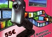 Videocamara grabadora miniDV de bolsillo espia miniatura