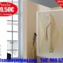 Mampara de baño 130 Blanco.Möbelentwürfe