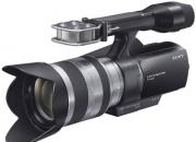 SONY NEX VG10E VIDEOCAMARA PROFESIONAL