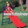 Tobogan ABS, columpios para niños
