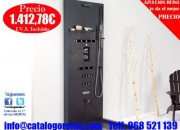 Columna de Hidromasaje ANTELLA 200x80 Gris Pizarra