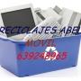 RECOGIDA DE ELECTRODOMESTICOS