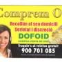 DOFOID LLEIDA: COMPRA-VENTA  DE ORO