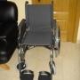 Vendo silla de ruedas aluminio ligera