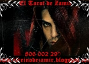El Tarot de Zamir 806 002 299 www.elreinodezamir.blogspot.com